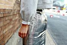 GET THE LOOK: Modern Metallics / by Glam UK