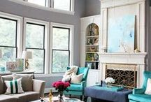 Windows and Walls / Windows | walls | wallpaper | curtains
