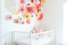 Oh Baby! / Baby room | nursery decor | baby's room ideas | baby's room neutral | baby girl room | baby boy room