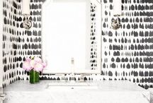 I. Love. Wallpaper. / Wallpaper | I love wallpaper | wall coverings | accent wall