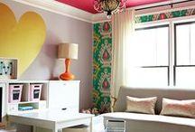 Ceiling Love / Ceiling love | painted ceiling | ceiling ideas