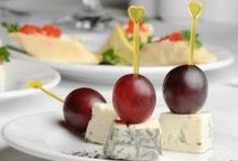 Cheese Pairings / There are many options for serving cheese: Explore and enjoy!