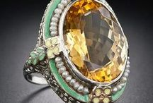 Jewelry 1900 to 1950 / 50 Glorious Years of Jewelry...  (Kindly try to be sensible when pinning. Thank you)  Over pinning will lead to blocking. / by Roula Corban