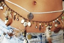 Adorning Womanly Raiments / Waist Beads DIY and designs.