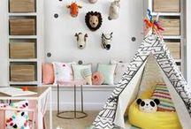 Playroom Fun! / Playroom fun | playrooms | playroom ideas | playroom decor