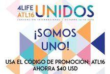 4Life Convention 2016: United / Convención 4Life 2016: Unidos / En octubre la familia 4Life se reunirá en Atlanta, Georgia para la Convención 4Life 2016: Unidos. ¡Somos uno! Las inscripciones inician el 20 de abril. / by 4Life Research