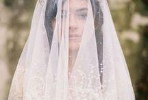 Veils / The loveliest veils unveiled.....