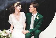 Brides, Grooms, Weddings & Honeymoons / All things wedding and vintage!