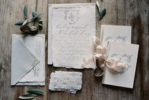 Chic Vintage Wedding Invitations / by Chic Vintage Brides
