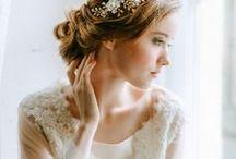 Hair Accessories, Veils & Crowns