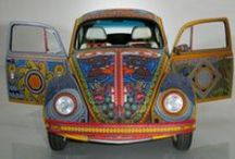 Art cars and other cool things that move / by Karen Olds