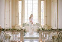 Ivory Weddings / Ivory wedding inspiration.....