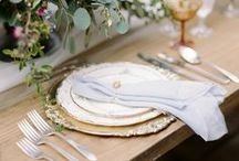 Tablescapes & Place Settings / Beautiful tablescapes and place settings for your celebration.......