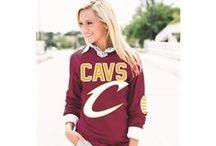 Women's Cavaliers Gear / by Cleveland Cavaliers