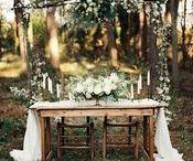 Woodland Weddings / Woodland Wedding inspiration.....