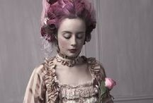 18th Century / Lovely 18th century inspiration