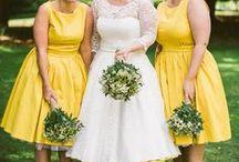 1950s Wedding / 1950s Wedding Inspiration