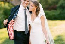 Red, White & Blue Weddings / Red, White & Blue Wedding inspiration.....