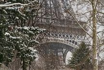 Eiffel Tower, Paris / by Captive in Florida Fabrics