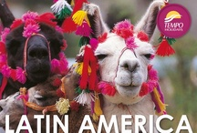 Taste of Latin America / Latin America has something for everybody. From Mexico's golden beaches to the stunning peaks of the Andes and the glacial lakes of Patagonia, the region is jam-packed with incredible natural beauty.  / by Tempo Holidays