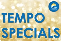 Specials / by Tempo Holidays