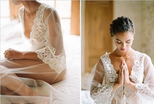 Boudoir Shoots & Inspiration / Boudoir shoots and beautiful under-the-dress inspiration - for an incredible surprise for your new husband.....