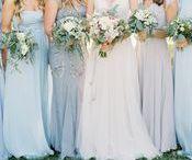 Powder Blue Weddings