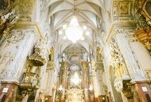 Church Weddings / Church Wedding Ceremony Decor Inspiration