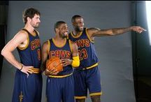 The Team / The current roster of players for the NBA - Cleveland Cavaliers  / by Cleveland Cavaliers