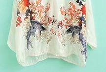 Wardrobe-Day-Pieces / by Shani Mcgecko