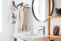 Bathrooms / by ashley colbourne || butterflyfood