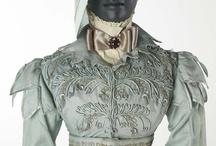 Regency Costuming