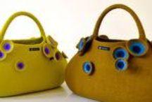 Felting 2  -Bags & Footwear / by Jan Bosher