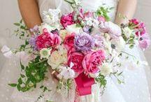 Fuchsia Pink Weddings / Fuchsia Pink Wedding Inspiration