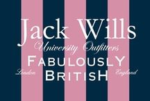 Jack Wills / by Gima Huang