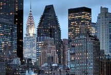 NEW YORK CITY! Trip Planning / by Cathy Tudorowski