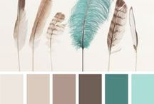 Color Inspiration / by Captive in Florida Fabrics