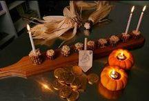 Thanksgiving and Hanukkah