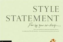 Style Statement / Everything nostalgic and timeless: MY STYLE STATEMENT! / by Lindsay Bayer