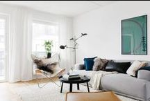 Home Design - Neutral/Tranquil Living Spaces / by Alison Starr