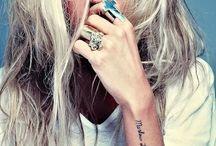 Ink / Little tattoo