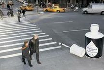 Advertising / Innovative ads and creative campaigns