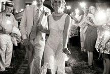 1920s Wedding