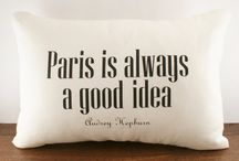 Paris is always a good idea / Traveling ideas and tips for Paris / by Amber Nicole