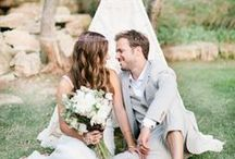Glamping Weddings / Inspiration for Glamping and Festival weddings!