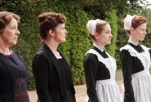 Downton Abbey Maids and More