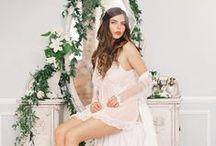 Vintage Bridal Lingerie & Loungerie