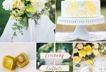 Wedding Colour Palettes