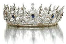 Crowns & Tiaras / by Shani Mcgecko