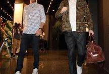 Cavalier Style / What the guys are rocking on and off the court.